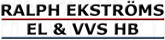 El, VVS och värme Enevägen 2 163 45 SPÅNGA 08-36 58 09 070-753 90 36 Hemsdia: www.rekstrom.se